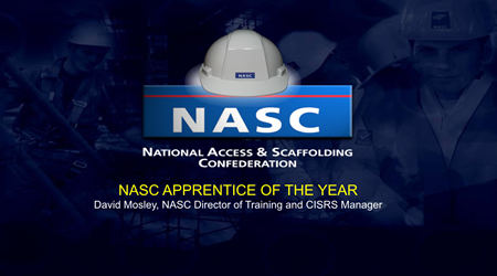 Nasc Apprentice Of The Year