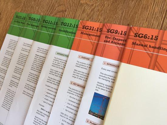 Nasc New Publications 2015