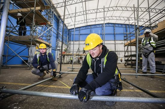 Nasc Shortlisted For Top Citb Award