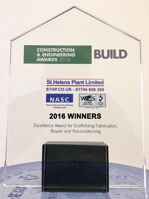 St Helens Plant Award Winning
