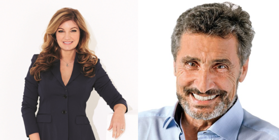 Karren Brady And Mohed Altrad